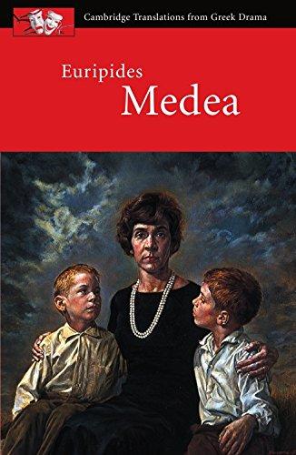 9780521644792: Euripides: Medea