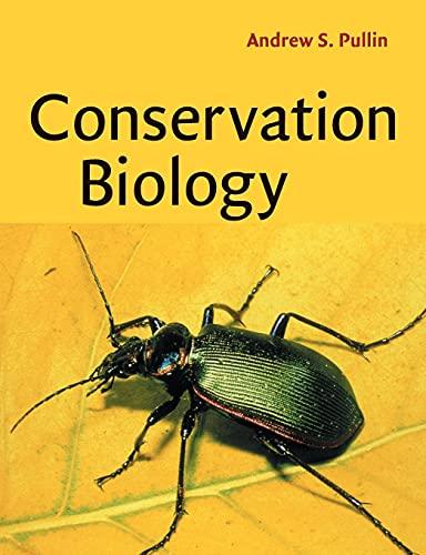 9780521644822: Conservation Biology