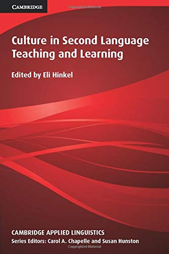 9780521644907: Culture in Second Language Teaching and Learning (Cambridge Applied Linguistics)