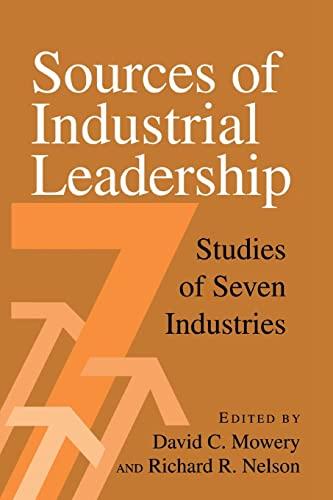 9780521645201: Sources of Industrial Leadership: Studies of Seven Industries