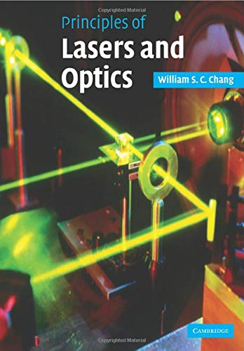 9780521645355: Principles of Lasers and Optics