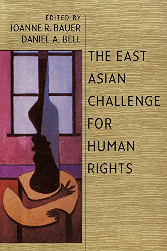 9780521645362: The East Asian Challenge for Human Rights