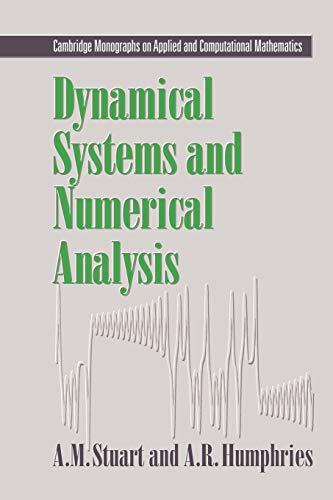 9780521645638: Dynamical Systems and Numerical Analysis (Cambridge Monographs on Applied and Computational Mathematics)