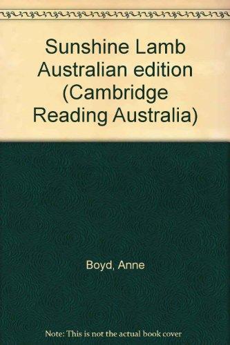 9780521645812: Sunshine Lamb Australian edition (Cambridge Reading Australia)
