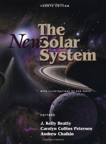 9780521645874: The New Solar System