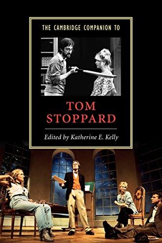 9780521645928: The Cambridge Companion to Tom Stoppard (Cambridge Companions to Literature)