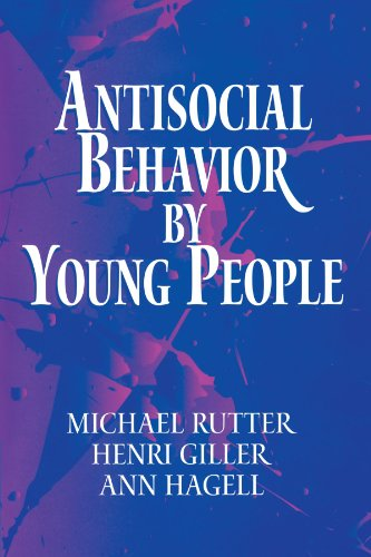 9780521646086: Antisocial Behavior by Young People Paperback: A Major New Review