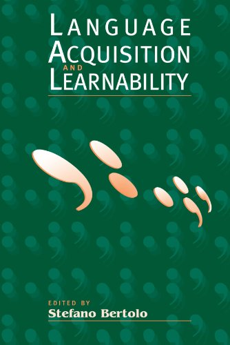 9780521646208: Language Acquisition and Learnability