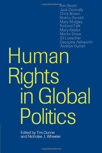 9780521646437: Human Rights in Global Politics Paperback