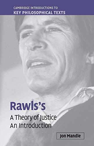 9780521646673: Rawls's 'A Theory of Justice': An Introduction (Cambridge Introductions to Key Philosophical Texts)
