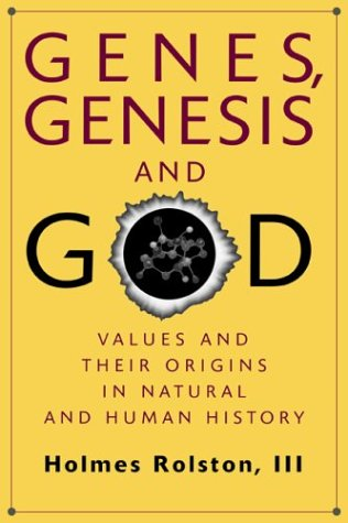 9780521646741: Genes, Genesis, and God: Values and their Origins in Natural and Human History