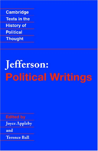 9780521648417: Jefferson: Political Writings (Cambridge Texts in the History of Political Thought)
