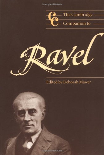 9780521648561: The Cambridge Companion to Ravel Paperback (Cambridge Companions to Music)