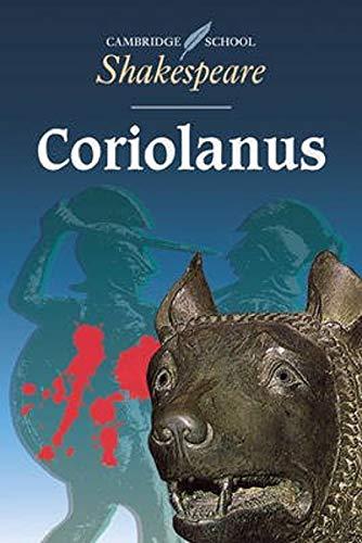 9780521648639: Coriolanus