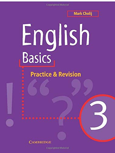 9780521648653: English Basics 3: Practice and Revision (Bk.3)