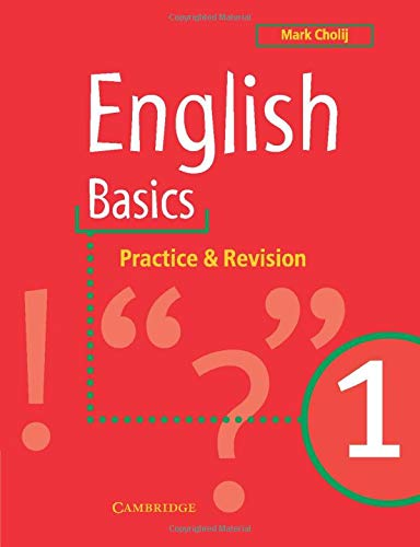 9780521648660: English Basics 1: Practice and Revision