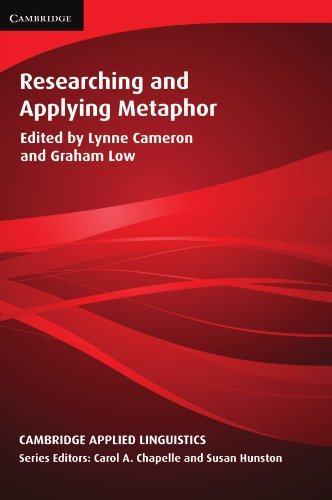 9780521649643: Researching and Applying Metaphor (Cambridge Applied Linguistics)
