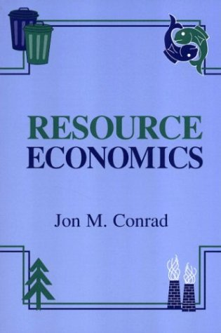 9780521649742: Resource Economics