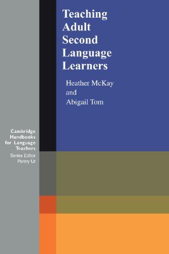 9780521649902: Teaching Adult Second Language Learners (Cambridge Handbooks for Language Teachers)