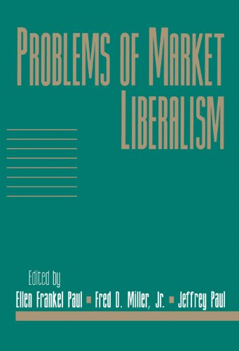 9780521649919: Problems of Market Liberalism: Volume 15, Social Philosophy and Policy, Part 2