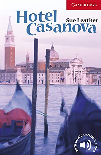 9780521649971: CER1: Hotel Casanova Level 1 (Cambridge English Readers)