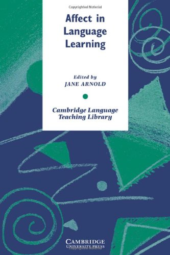 9780521650410: Affect in Language Learning (Cambridge Language Teaching Library)