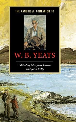 9780521650892: The Cambridge Companion to W. B. Yeats (Cambridge Companions to Literature)