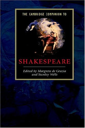 9780521650946: The Cambridge Companion to Shakespeare