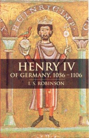 9780521651134: Henry IV of Germany 1056-1106