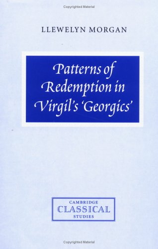 9780521651660: Patterns of Redemption in Virgil's Georgics (Cambridge Classical Studies)