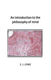 9780521652858: An Introduction to the Philosophy of Mind (Cambridge Introductions to Philosophy)