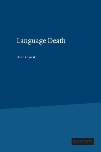 9780521653213: Language Death