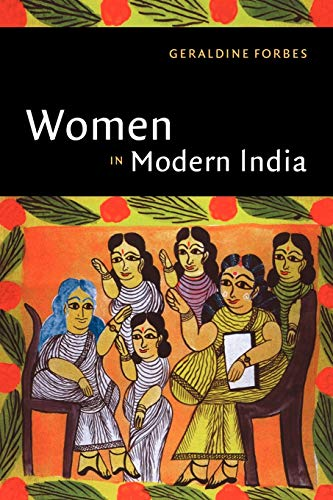 9780521653770: Women in Modern India (The New Cambridge History of India)