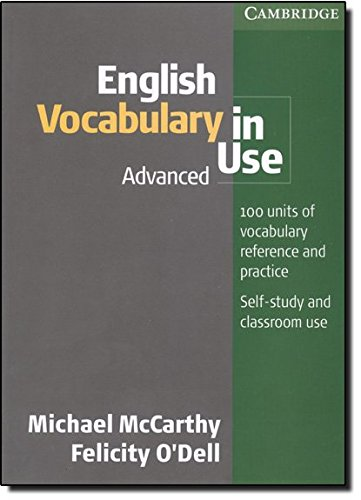 9780521653978: English Vocabulary in Use Advanced