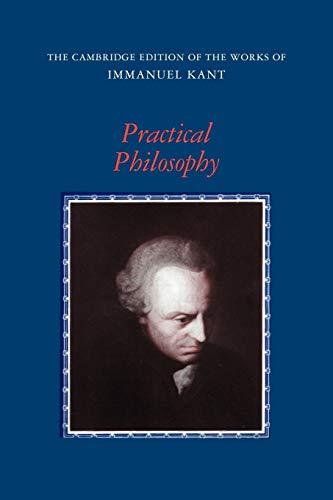 9780521654081: Practical Philosophy