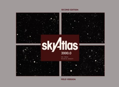 9780521654302: Sky Atlas 2000.0 2ed Field Edition Laminated