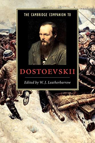 9780521654739: The Cambridge Companion to Dostoevskii (Cambridge Companions to Literature)