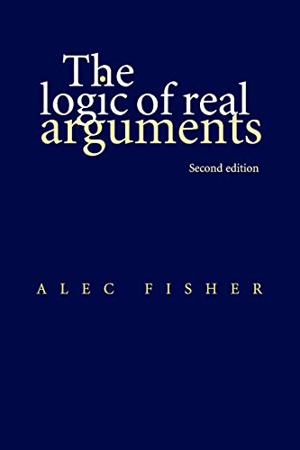 9780521654814: The Logic of Real Arguments