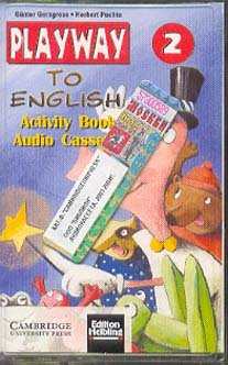 9780521654951: Playway to English 2 Activity book audio cassette