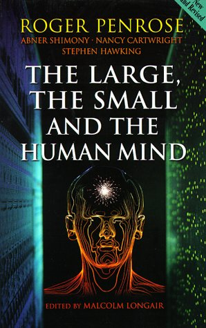 9780521655385: The Large, the Small and the Human Mind