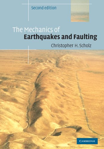 9780521655408: The Mechanics of Earthquakes and Faulting