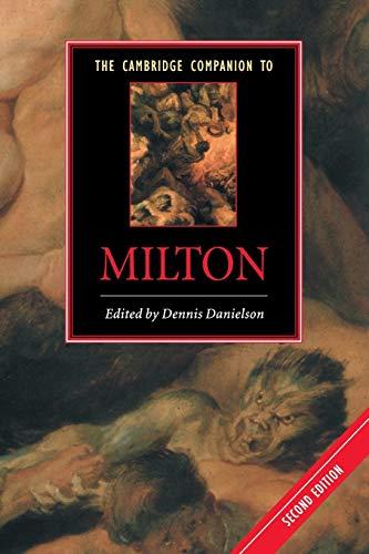 9780521655439: The Cambridge Companion to Milton (Cambridge Companions to Literature)