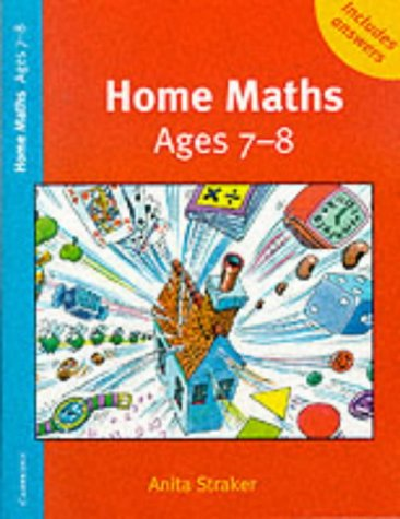 9780521655545: Home Maths Ages 7-8 Trade edition