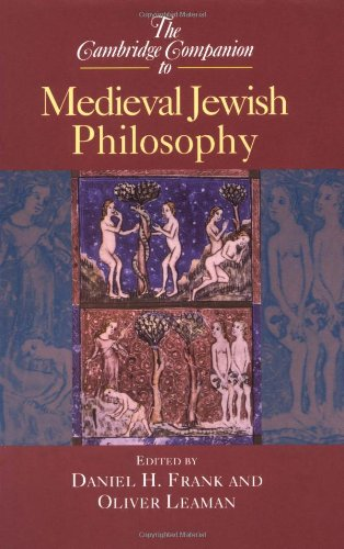 9780521655743: The Cambridge Companion to Medieval Jewish Philosophy Paperback (Cambridge Companions to Philosophy)