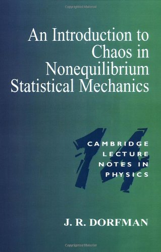 9780521655897: An Introduction to Chaos in Nonequilibrium Statistical Mechanics