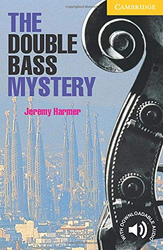 9780521656139: The Double Bass Mystery Level 2 (Cambridge English Readers)