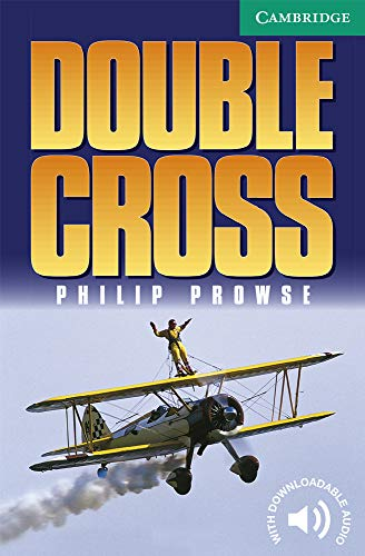 9780521656177: CER3: Double Cross Level 3 (Cambridge English Readers)