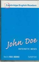 9780521656184: John Doe Level 1 Audio Cassette (Cambridge English Readers)