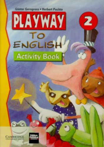 9780521656795: Playway to English 2 Activity book