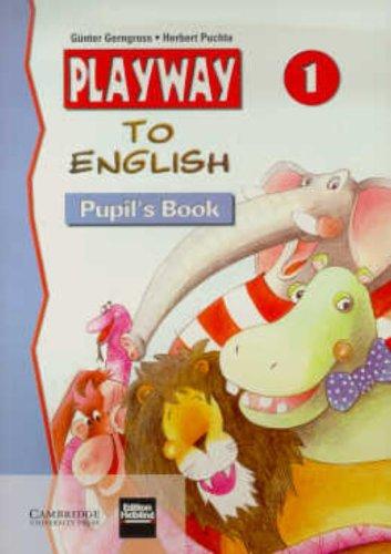 9780521656948: Playway to english. Pupil's book. Per la Scuola elementare: 1